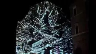 Luca Agnani Studio : Video Projection Mapping - YouTube