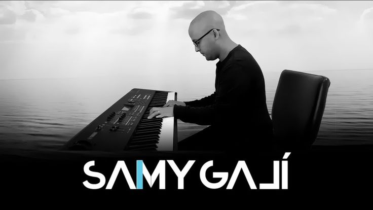 Samy Galí Piano - Oceans (Solo Piano Cover | Hillsong United) - YouTube