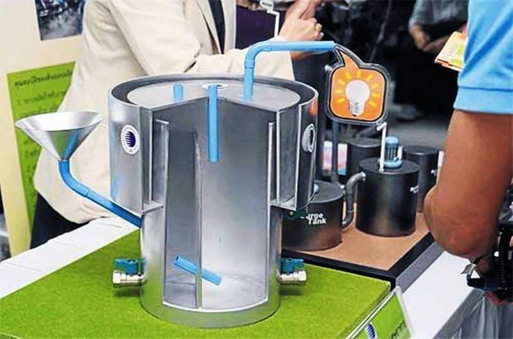 Build a Biogas Plant - ARTI-Biogas
