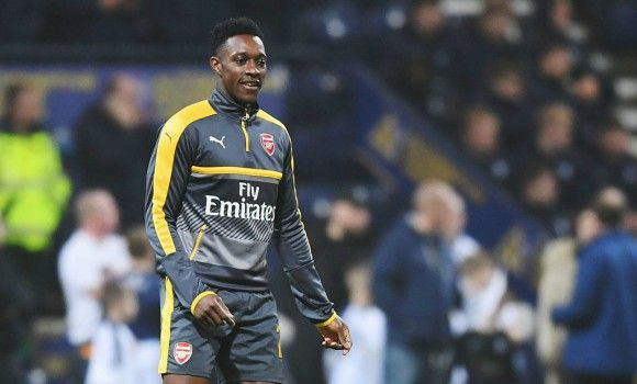 Arsene Wenger was pleased with Danny Welbeck return