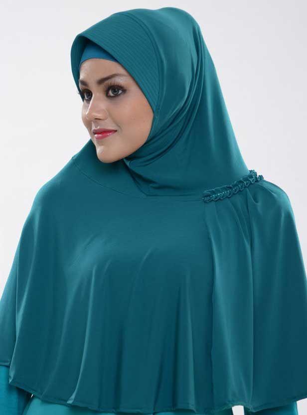 Jilbab model fahnaz light harga Rp 75.000,00