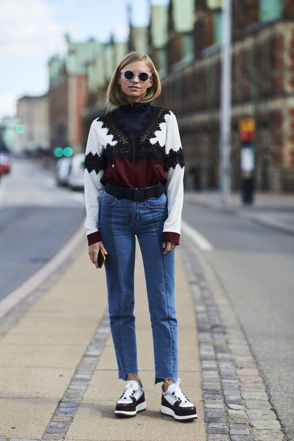 Look décontracté pour le week-end / Street style : 20 looks pour un week-end décontracté