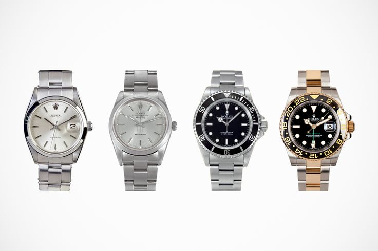A Guide to Pre-Owned Rolex Watches - because vintage is where it is at.