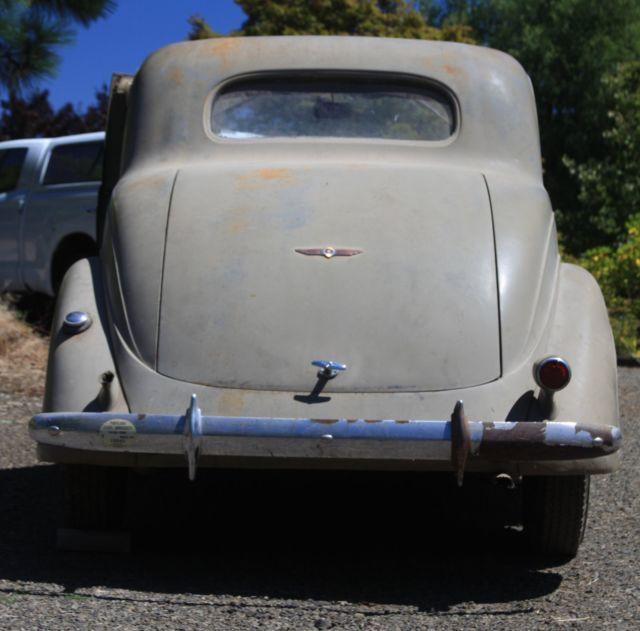 Original 1936 dodge coupe, hot rod, street rod, custom, lowrider, restoration for sale: photos, technical specifications, description
