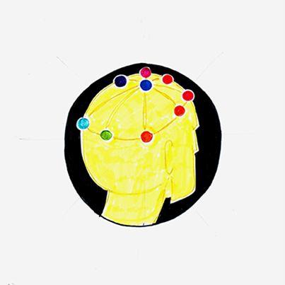 Corona de colores y conexión al cosmos. Secretos de la interdimensionalidad atemporal. #mandala #meditacion #busqueda
