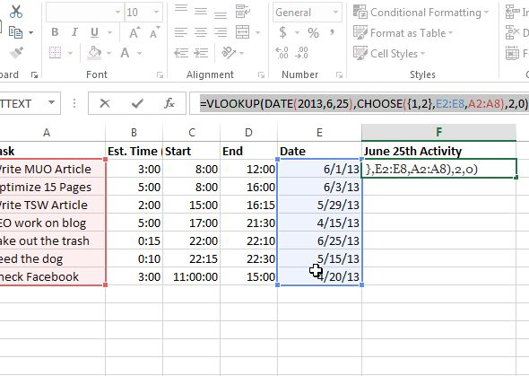 The power of Microsoft Excel lies in its formulas. Let me show you the wonders you can do with formulas and conditional formatting in three useful examples.