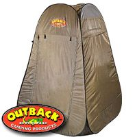 Outback Porta Privy Pop Up Shower Tent
