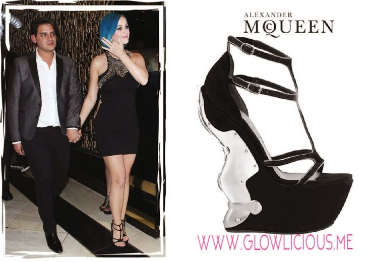 Celebrity Fashion Shoes | Katy Perry Shoes Style ~ GlowliciousMe