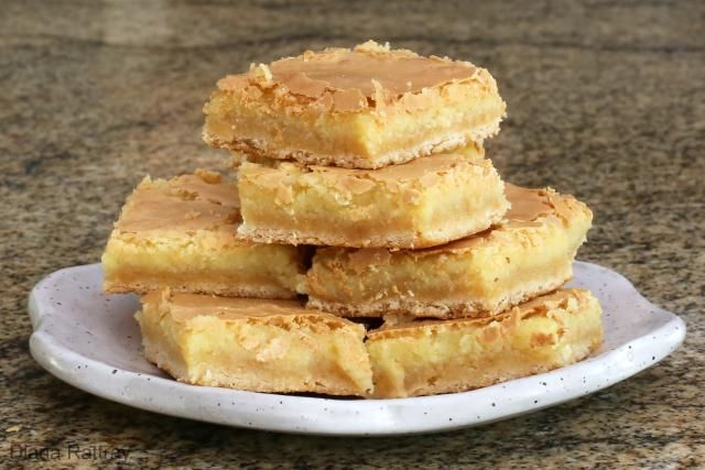 Southern Chess Squares with Butter Cake Mix and Cream Cheese: Easy Chess Squares