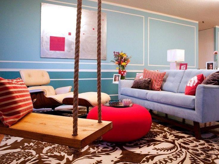 Casa decor 65 Ideen von Akzenten und Details in rot