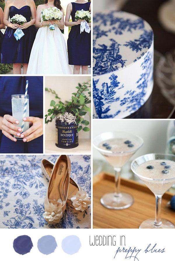French Wedding Decorations | credits dave robbins photography via martha stewart weddings 2 vine ...