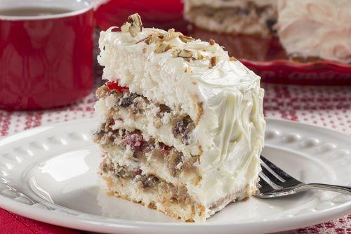 Lane Cake   MrFood.com