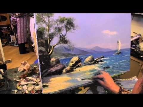 Море по сухому - YouTube