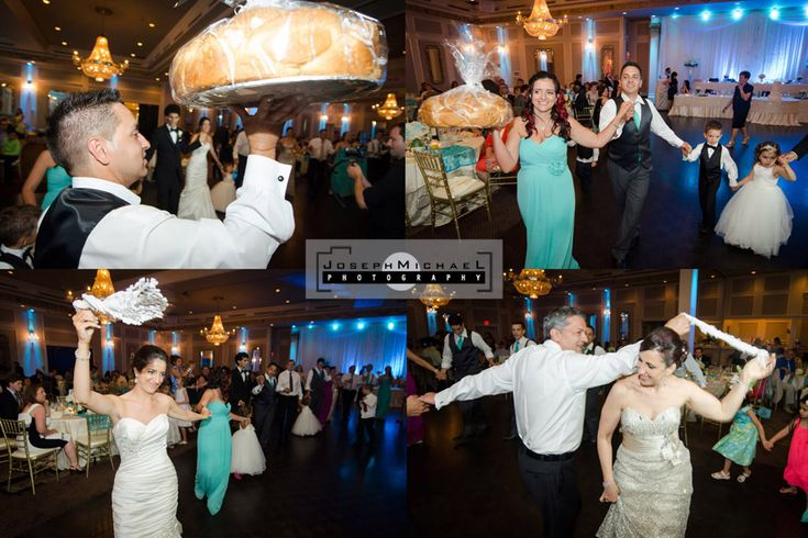 Crystal Fountain Markham Wedding Photography, bread dance at an Orthodox Greek Wedding in the GTA