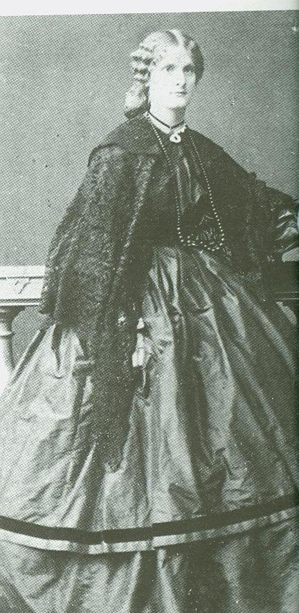 Annie Miller c.1860