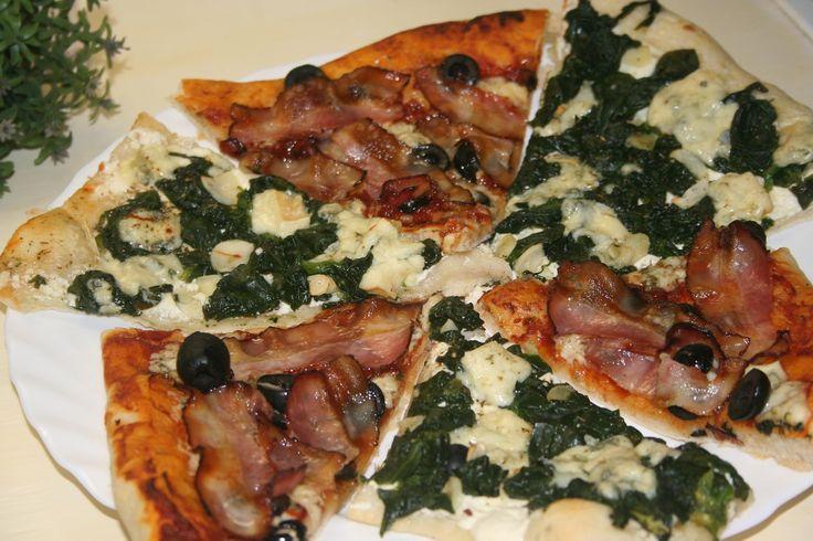 program TĚSTO  výborné těsto, které jde  rozválet úplně natenko, což je základ úspěchu, protože pizza nemá být buchtou.  Toto těsto vyjde na...