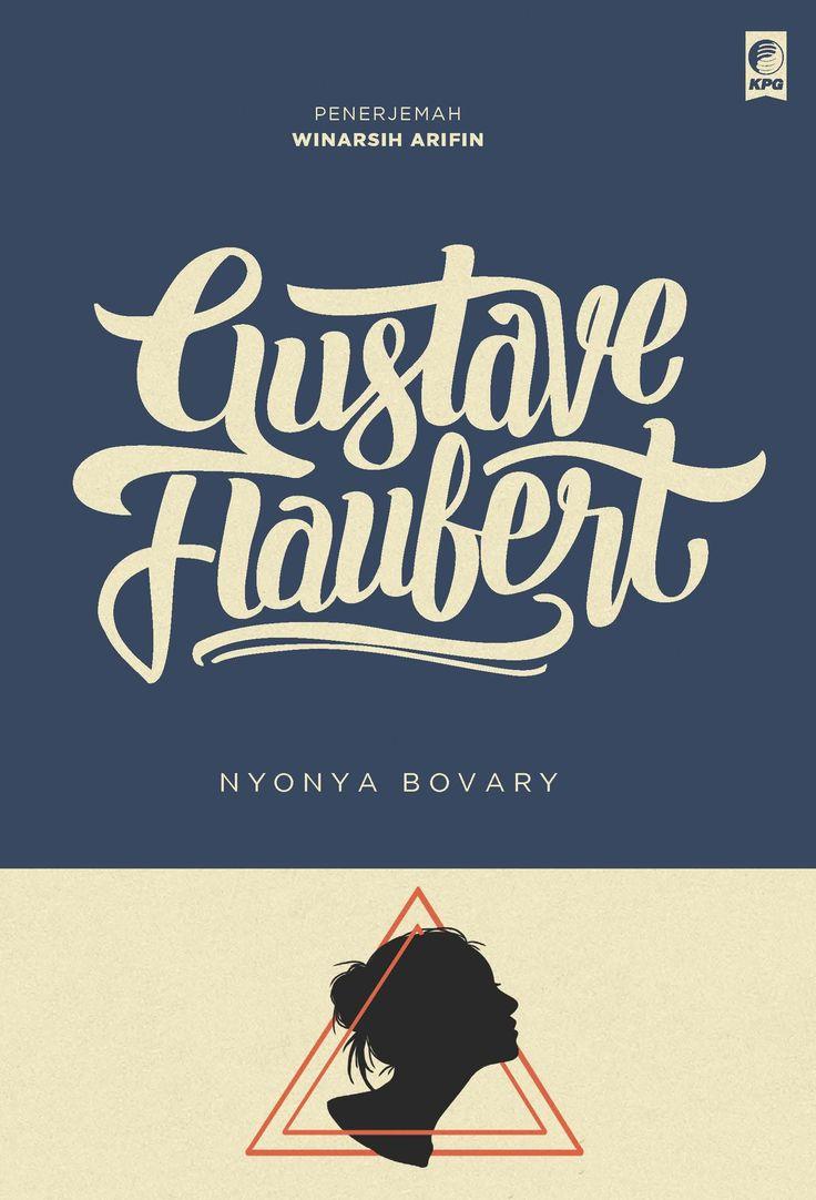 Seri Sastra Dunia : Nyonya Bovary oleh Gustave Flaubert