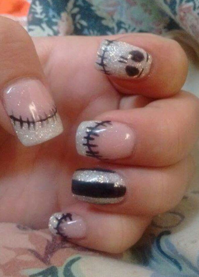 Inspired by Jack Skellington