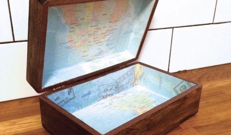 Map box lifestyle
