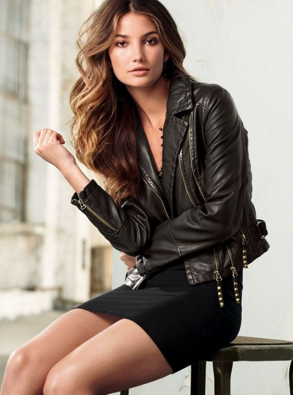 the perfect sun-kissed spring/summer color for a brunette