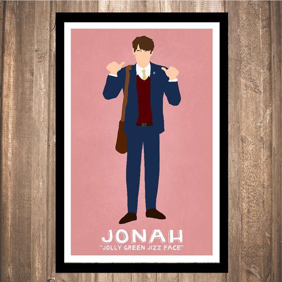 "Veep ""Jonah"" Print"