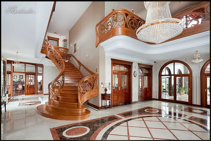 17 Best Images About Luxury Stairs On Pinterest Mansions