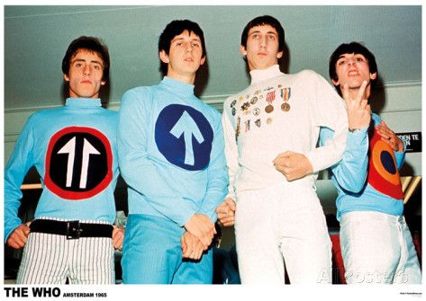 The Who - Amsterdam 1965