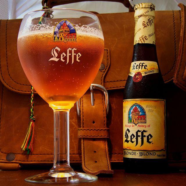 Belgium - Leffe blond http://www.ratebeer.com/beer/leffe-blonde/2514/