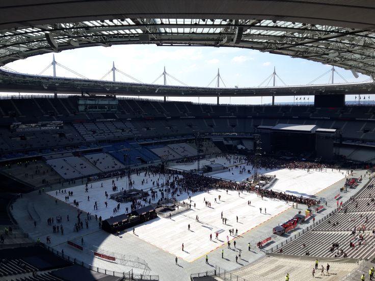 Concert Guns n'Roses au Stade de France, juillet 2017