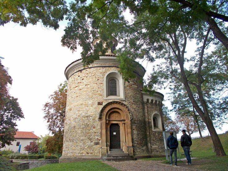 Rotunda sv.Martina,Vyšehrad