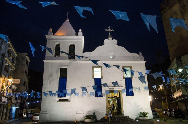 Nossa Senhora da Conceição Church -  Angra dos Reis, RJ