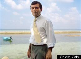 'The Island President': Mohamed Nasheed, Former Maldives Leader, Battles Climate Change