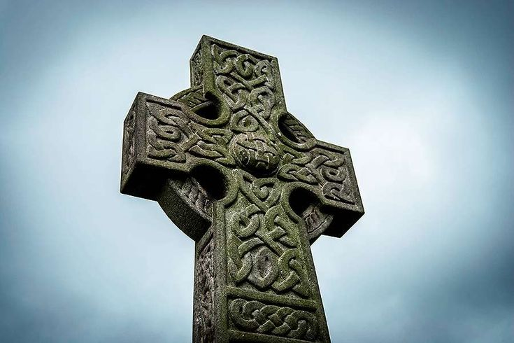 The Celtic cross has been recognized as an emblem of Irish Christianity for centuries.