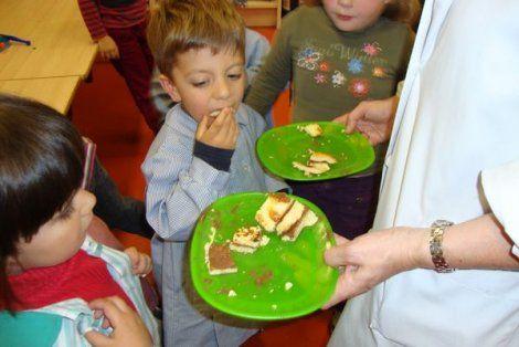 INFANTIL taller cocina: Dorayakis japoneses