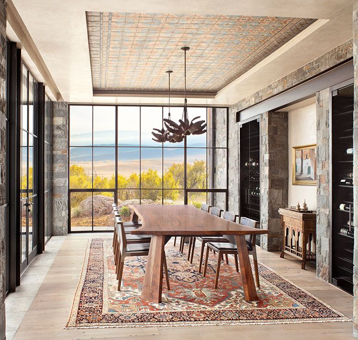 Find This Pin And More On Dining Rooms By Coloradohomes.