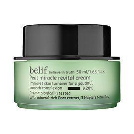 Peat Miracle Revital Eye Cream - belif   Sephora