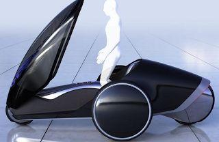 Carro Elétrico, automóveis elétricos, veículos elétricos, carros elétricos, ônibus: Carro elétrico: Toyota prepara novo carro conceito