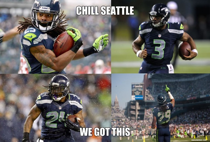 Anyone showing their #12thman spirit up in #Bellingham? Can't wait for the #Seahawks game Sunday!
