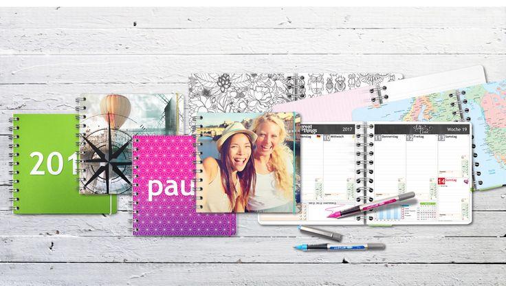 Kalender 2016 - erstelle deinen eigenen auf persoenlicherkalender.de