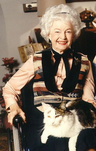 dale evans...I DID get a chance to chat with her before she passed. Remarkable woman! Love and miss her...