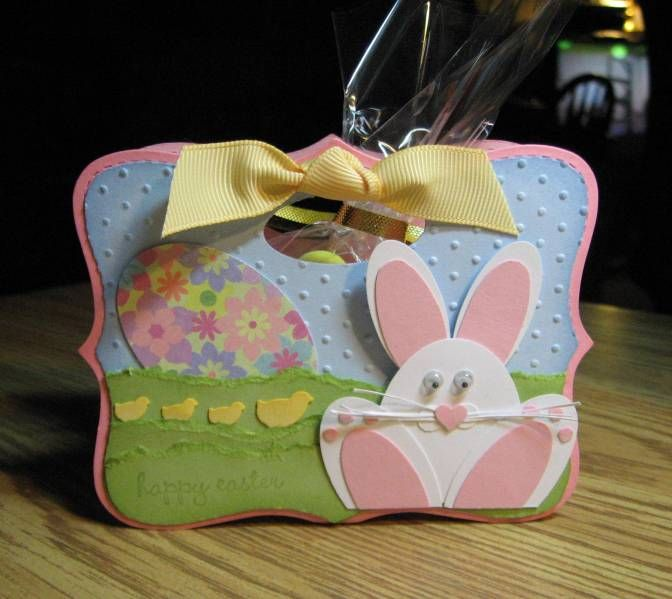 163 best treat boxesbags easter images on pinterest easter happy easter treats negle Gallery