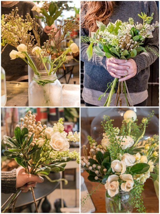 Pro Florist Tips for Making Your Own Beautiful DIY Flower Arrangements | Apartment Therapy
