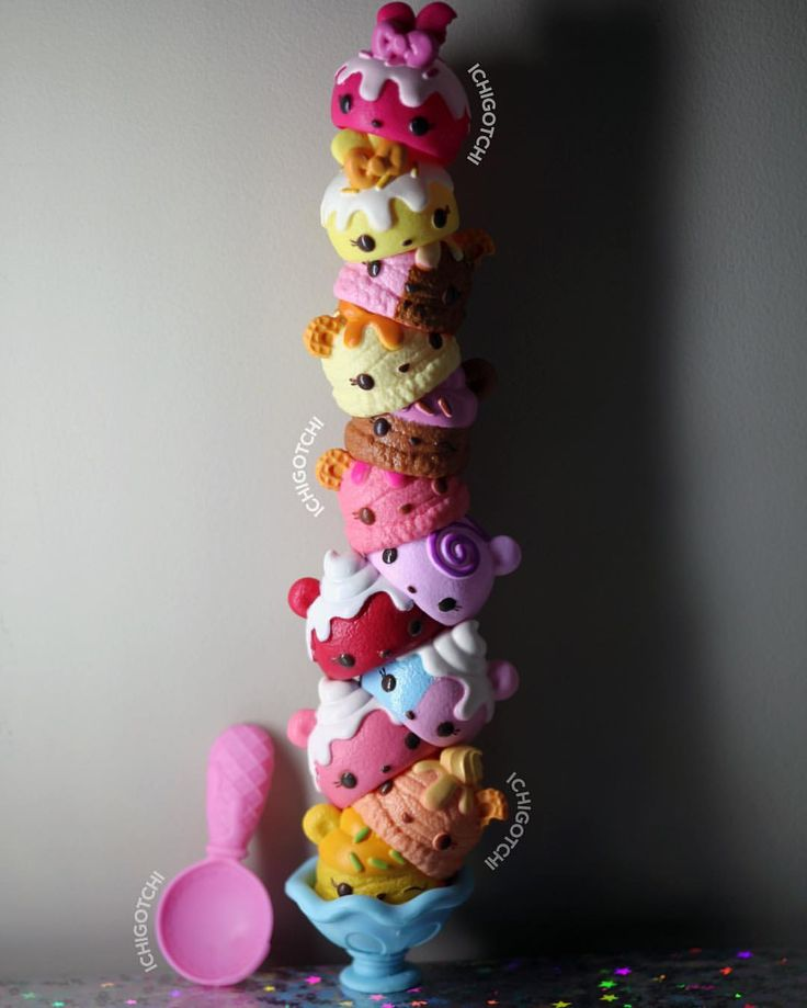 How high can you stack your num noms?