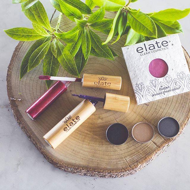 Elate Cosmetics - vegan, toxin free, gluten free, cruelty free makeup