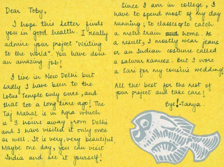 Il bambino che scrive e riceve centinaia di lettere da tutto il mondo (scritte a mano) - Il Libraio