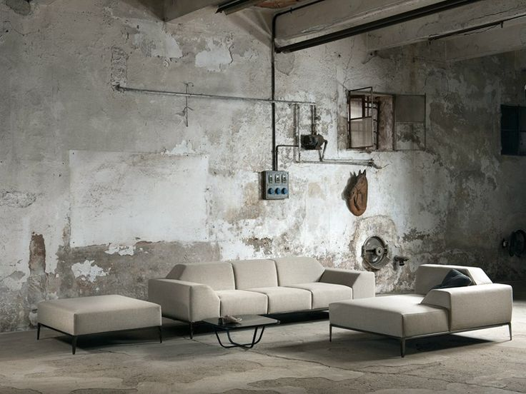 Модульные диваны для гостиной - Fortyfive - http://mebelnews.com/modulnye-divany-dlya-gostinoj-fortyfive