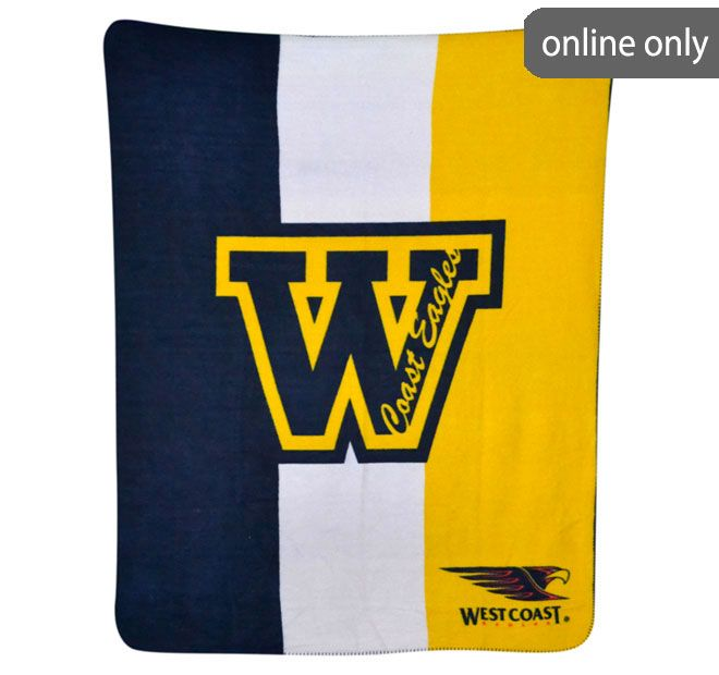afl-team-logo-polar-fleece-printed-throw-west-coast-eagles