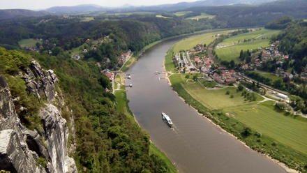 Saské Švýcarsko - jednodenní výlet vlakem nejen z Prahy