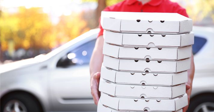 The Indiana Department of Revenue recently ruled that food delivery charges are subject to sales tax. A pizza ...