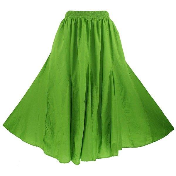 Beautybatik Cotton BOHO Gypsy Long Maxi Godet Flared Plus Size Skirt ($37) ❤ liked on Polyvore featuring skirts, boho maxi skirt, plus size skirts, plus size long skirts, long flared skirt and maxi skirt